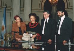 Dra Perla Prigoshine (asesora doctor Peduto Pardo)